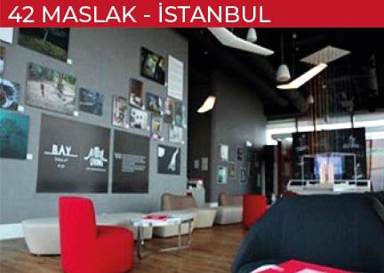 42-Maslak-İstanbul